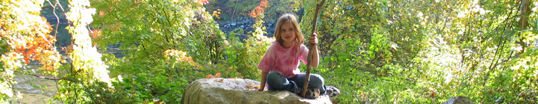 Kids Hiking Trails in the Hudson Valley