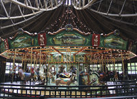 Click to enlarge photo of Merry-Go-Round at Bear Mountain.